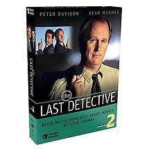 The Last Detective: Series 2