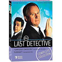 The Last Detective: Complete Collection DVD