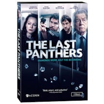 The Last Panthers DVD & Blu-ray