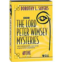 The Lord Peter Wimsey Mysteries: Set 1 DVD