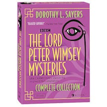 Lord Peter Wimsey Mysteries: Complete Collection DVD