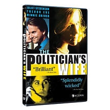 The Politician's Wife DVD