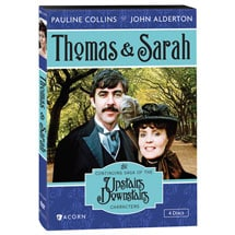Thomas and Sarah DVD