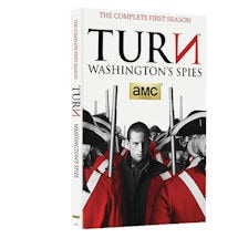TURN: Washington's Spies: The Complete First Season DVD
