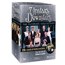 Upstairs, Downstairs: The Ultimate Collection DVD
