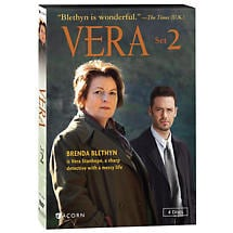 Vera: Set 2 DVD