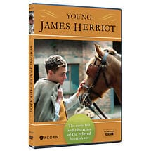 Young James Herriot DVD