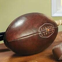 Vintage-Style Football