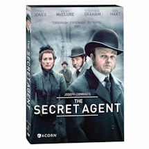 The Secret Agent DVD