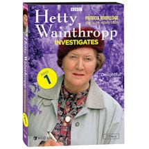 Hetty Wainthropp Investigates: Series 1 DVD