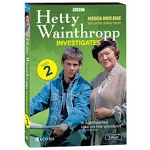 Hetty Wainthropp Investigates: Series 2 DVD