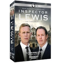Inspector Lewis: The Complete Series DVD