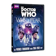 Doctor Who: The Web of Fear DVD