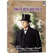 The Memoirs of Sherlock Holmes DVD & Blu-ray