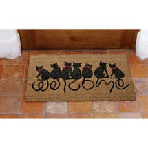 Cats Welcome Mat