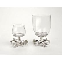 Airplane Barware Shot Glass