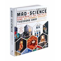 Theodora Gray's Completely Mad Science Book