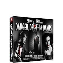 Danger, Death, and Dames DVD