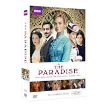 The Paradise The Complete Series DVD