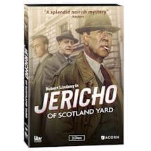 Jericho of Scotland Yard DVD