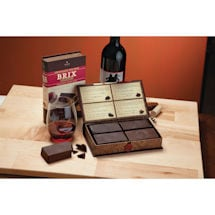 Brix Chocolate for Wine Gift Set
