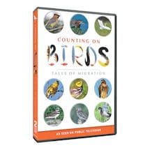 Counting on Birds: Tales of Migration S/2 DVD