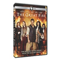 The Great Fire (UK Edition) DVD
