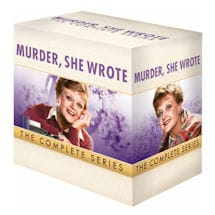 Murder, She Wrote: The Complete Series DVD