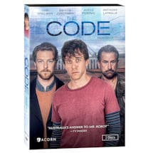 The Code: Season 2 DVD