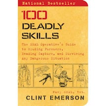 100 Deadly Skills Books - Volume 1