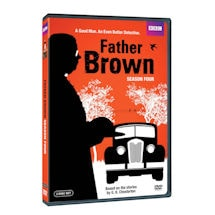 Father Brown: Season Four DVD