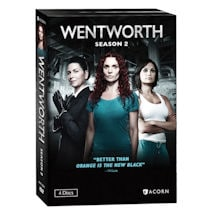Wentworth: Season 2 DVD