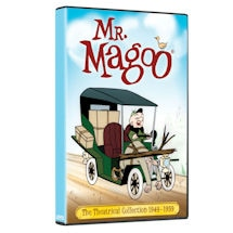 Mr. Magoo: The Theatrical Collection: 1949-1959