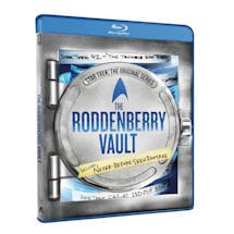 Star Trek: The Original Series: The Roddenberry Vault Blu-ray