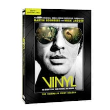 Vinyl: The Complete First Season DVD