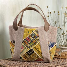 Banjara Carryall Purse - Colorful Tote Bag