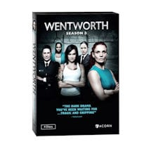 Wentworth: Season 3 DVD