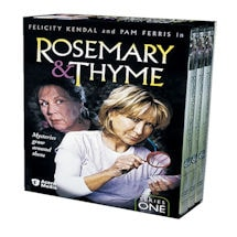 Rosemary & Thyme: Series 1 DVD