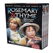 Rosemary & Thyme: Series 2 DVD