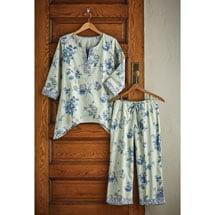 Serene Garden Pajamas