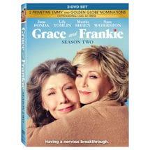 Grace & Frankie: Season 2 DVD