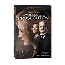 PRE-ORDER Agatha Christie's The Witness For the Prosecution