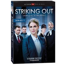 Striking Out: Series 1 DVD