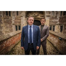 PRE-ORDER Midsomer Murders Season 19, part 1