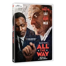All the Way DVD