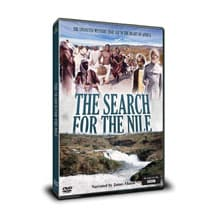 The Search for the Nile DVD