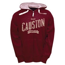 Causton Zipper Hoodie
