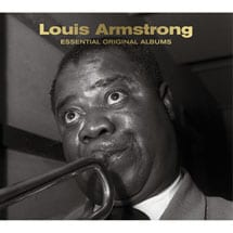 Jazz Greats Essential Original Albums Collections - Louis Armstrong