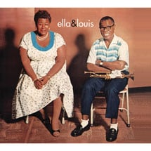 Jazz Greats Essential Original Albums Collections - Ella Fitzgerald & Louis Armstrong