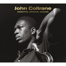 Jazz Greats Essential Original Albums Collections - John Coltrane